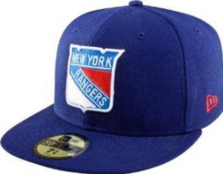 NHL New York Rangers Basic 59Fifty Cap Clothing