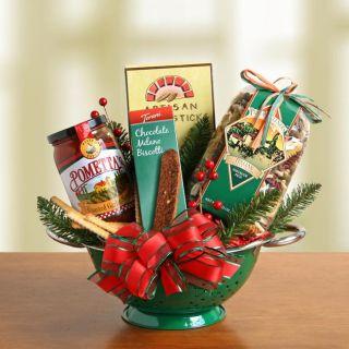 Winter Pasta Fest Food Gift Basket