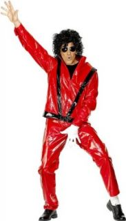 Michael Jackson Thriller Costume   Mens Medium Clothing