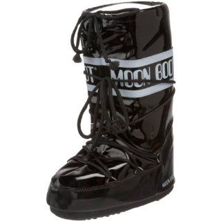 Tecnica Moon Boot Womens Vinil Winter Boot Shoes