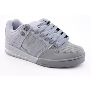 Osiris Boys Pixel Leather Athletic Shoe