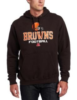 NFL Mens Cleveland Browns Critical Victory V Long Sleeve