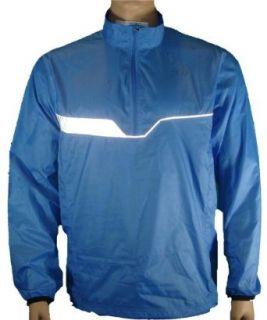 Nike Mens Ultralight water repellent running jacket Blue