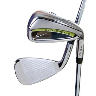 Nike Slingshot 4D Iron Set (4 PW)