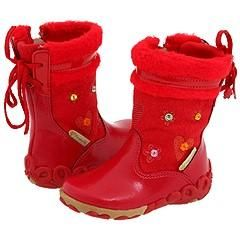 Pampili 27.167.089 (Infant/Toddler) Red Boots