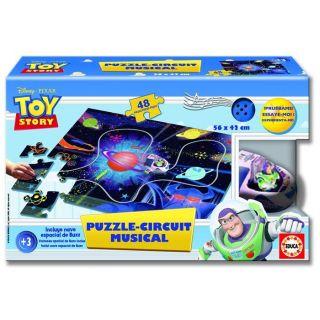 Educa   14396   Puzzle 48 Pièces Toy Story circuit musical… Voir la