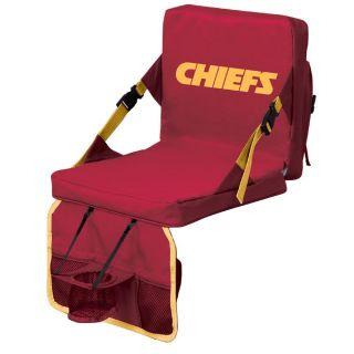 Kansas City Chiefs Folding Stadium Seat