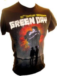Green Day Mens T Shirt   21st Century Breakdown Cover Art