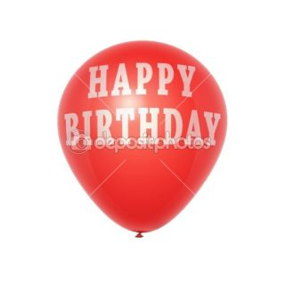 Birthday balloon  Stock Photo © Mark hegedus #1393848