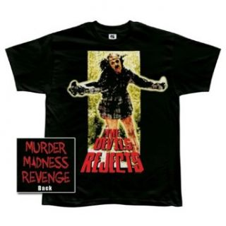 Devils Rejects   Madness T Shirt   X Large Clothing