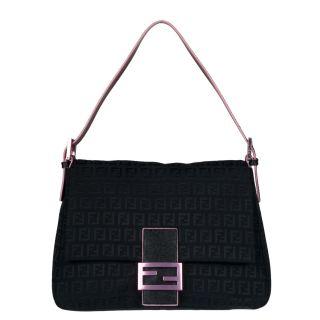 Fendi Forever Mama Flap over Shoulder Bag