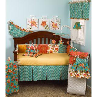 Cotton Tale Gypsy 8 piece Crib Bedding Set