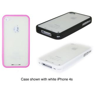 Premium Apple iPhone 4/ 4S Clear Protector Case