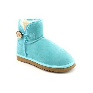Ukala Womens Stella Mini Regular Suede Boots