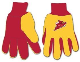 Iowa State Cyclones Two Tone Gloves