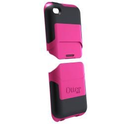 Otter Box Pink Case/ Cable/ Wrap for Apple iPod Touch Generation 4