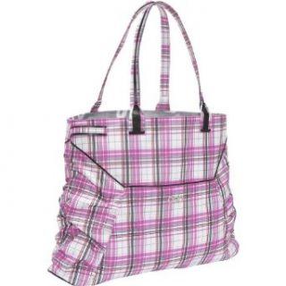 OGIO Girlss Tote Bag (Pink Plaid) Clothing