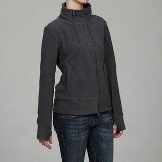 Calvin Klein Performance Womens Polar Fleece Double Zip Jacket