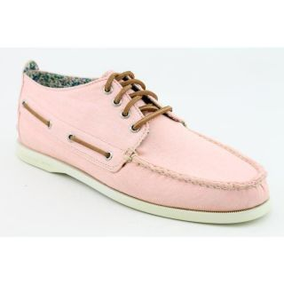 Sperry Top Sider Womens A/O Pink Casual Shoes