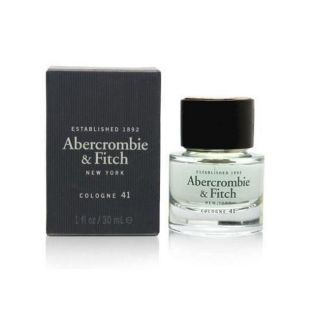 Abercrombie & Fitch Cologne 41 Mens 1.0 ounce Eau de Cologne Spray