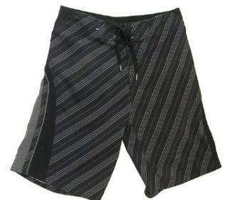 ONeill Boys Black Swim Board Shorts, Size 27 Clothing