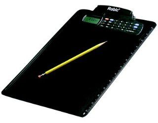 Robic M 457 Clipboard with Calculator and Stopwatch