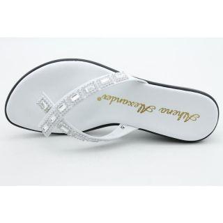 Athena Alexander Womens Roxi 3 Whites Sandals (Size 7)