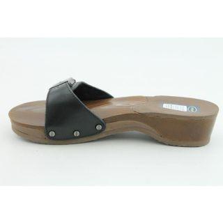 Dr. Scholls Womens Original 2.0 Black Sandals (Size 7)