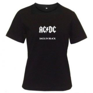 Funny T Shirts (AC DC Music Band) Great Gift Ideas for