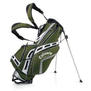 Callaway X Series Moss Golf Stand Bag