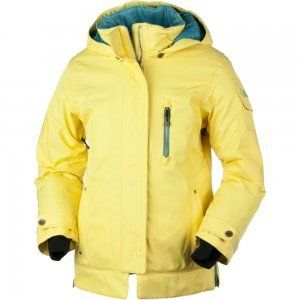 Obermeyer Iconic Ski Jacket Girls Sports & Outdoors