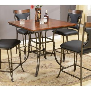 Contemporary black dining table chairs dining room for Black n white dining rooms
