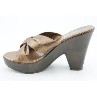 Callisto Womens Grande Metallics Dress Shoes (Size 6)