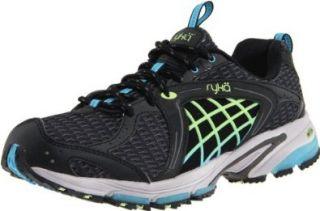 Trail Exodus 2,Black/Steel Grey/Maui Blue/Wild Lime,9 B US Shoes
