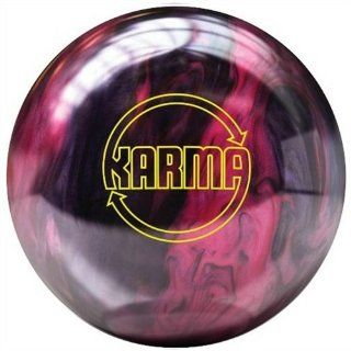 Brunswick Karma Pearl Bowling Ball Sports & Outdoors