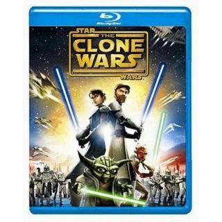 Star Wars   The Clone Wars en BLU RAY FILM pas cher