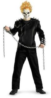 Ghost Rider Deluxe Adult Costume Clothing