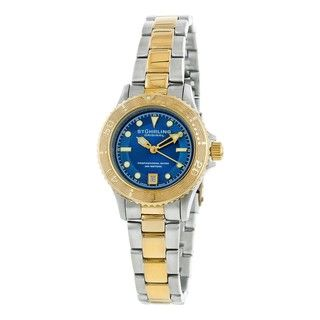 Stuhrling Original Womens Lady Regatta Sailor Divers Swiss Watch