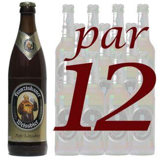 Franziskaner Hefe 50cl   Bière Allemande   50 cl   Vendu par 12
