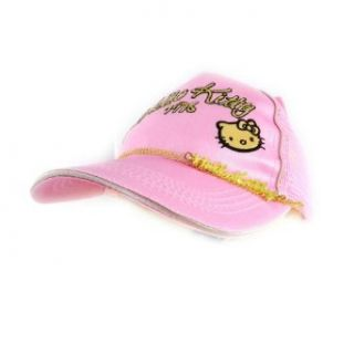 Cap Hello Kitty pink. Clothing