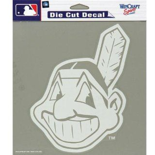 Cleveland Indians   Logo Cut Out Decal MLB Pro Baseball