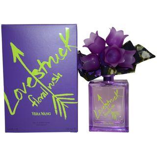 Vera Wang Love Struck Floral Rush Womens 3.4 ounce Eau de Parfum