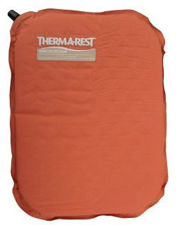 Thermarest Lite Seat (Burnt Orange) Sports & Outdoors