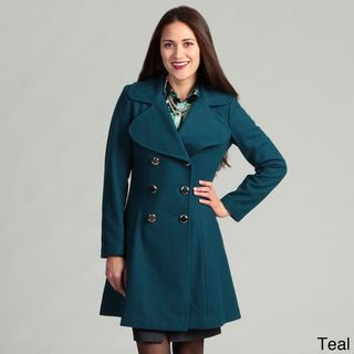 Jessica Simpson Womens Double breasted Coat