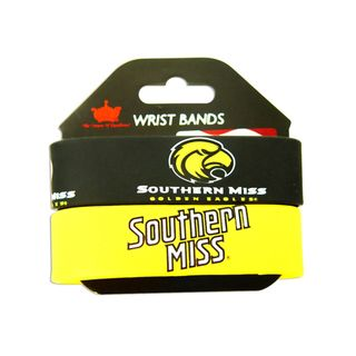 NCAA Rubber Wrist Bands Bracelets (Set Of 2)