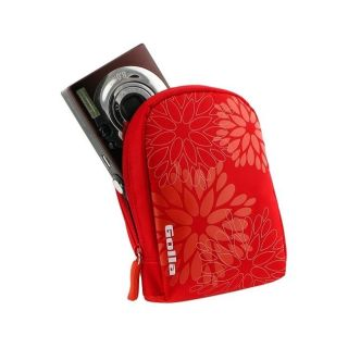 Garden Red Golla Digi Digital Camera Bag