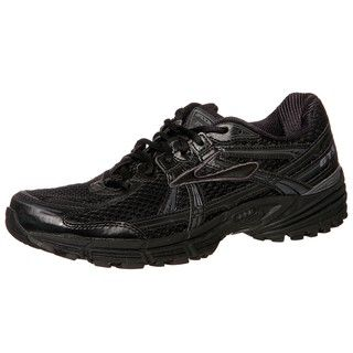 Brooks Mens Adrenaline GTS 11 Black/Shadow Athletic Shoes