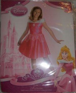 Walt Disney Princess Aurora Sleeping Beauty Costume