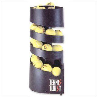 Tennis Battery Twist Ball Machine   Battery Powered Model