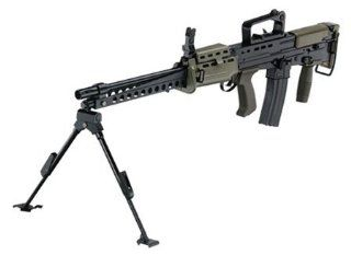 Electric ICS L86A2 Long AEG Rifle FPS 480 Full Metal